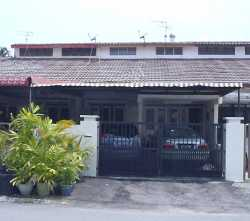 Single Storey Terrace House at Ipoh Garden, Ipoh, Perak for Sale